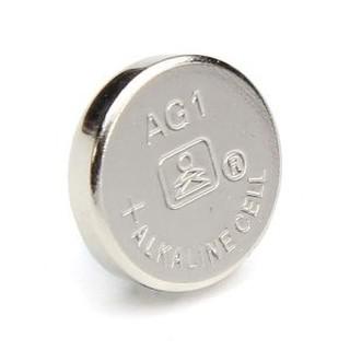Vỉ 10 Viên Pin AG1/LR621H/364A Tianqiu 1.5v