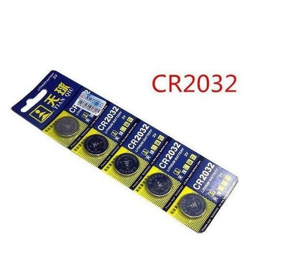 Bộ 5 Viên Pin Cmos Cr2032 TMMQ Cao Cấp
