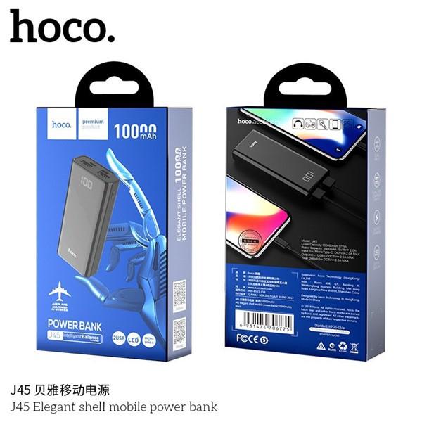 Pin Dự Phòng Hoco 10000mah J45