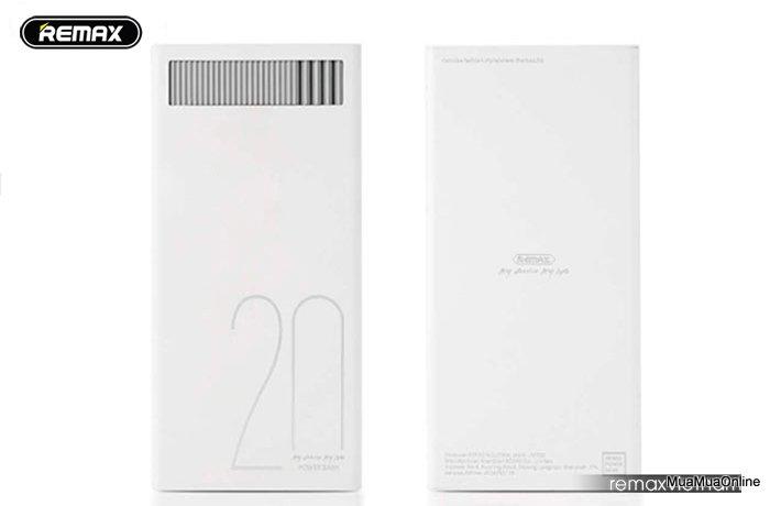 Pin Sạc Dự Phòng Remax Rpl-58 20.000Mah
