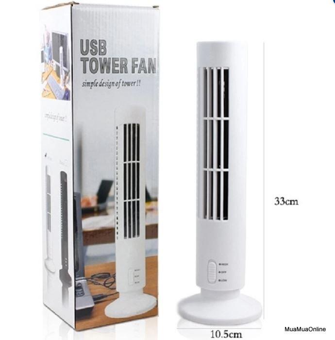 Quạt Tháp Mini Tower Fan Cao Cấp