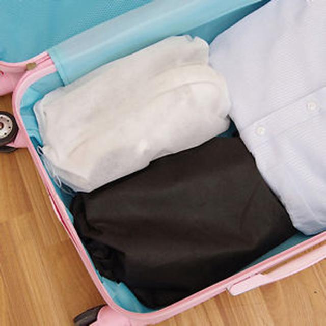 Túi Đựng Giày Có Dây Rút Vải Không Dệt