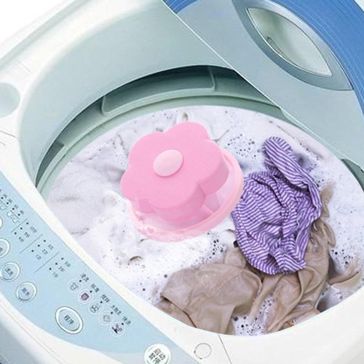 Phao Lọc Cặn Bẩn Máy Giặt, Gom Rác Lồng Máy Giặt Thông Minh