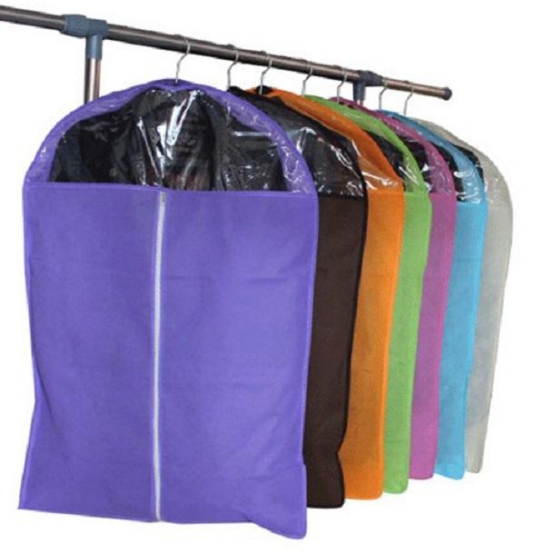 Túi Treo Bảo Vệ Quần Áo Vải Không Dệt Tiện Lợi