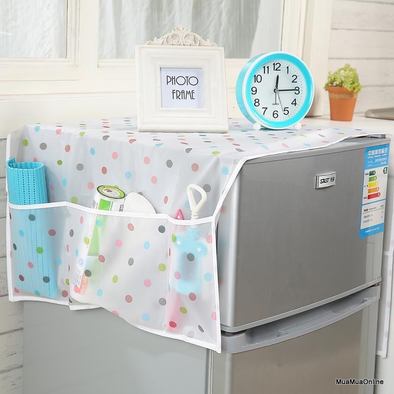 Tấm Phủ Tủ Lạnh Nasee Cao Cấp
