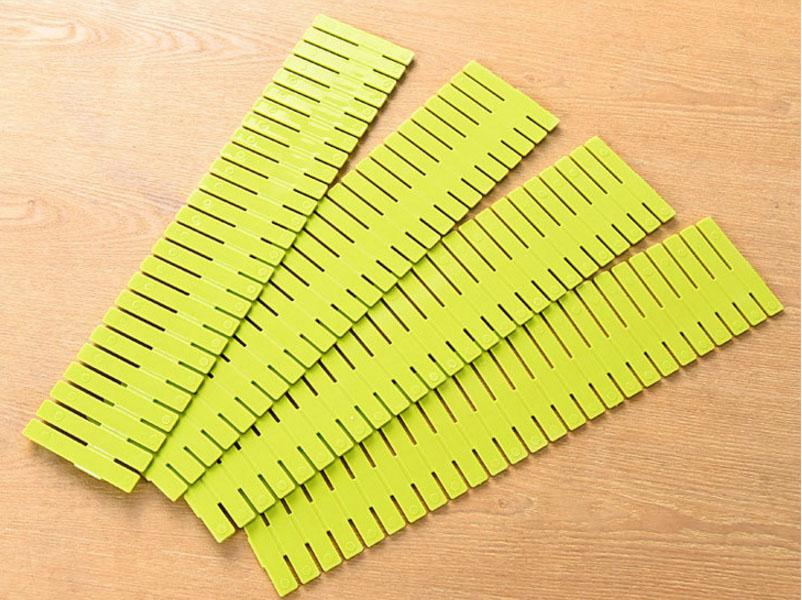 Bộ 4 Tấm Vách Chia Ngăn Tủ Dài 31cm