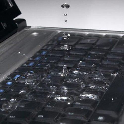 Tấm Phủ Bàn Phím Silicon Cho Laptop 15, 16 Inches Chống Bụi, Chất Lỏng Cực Tốt