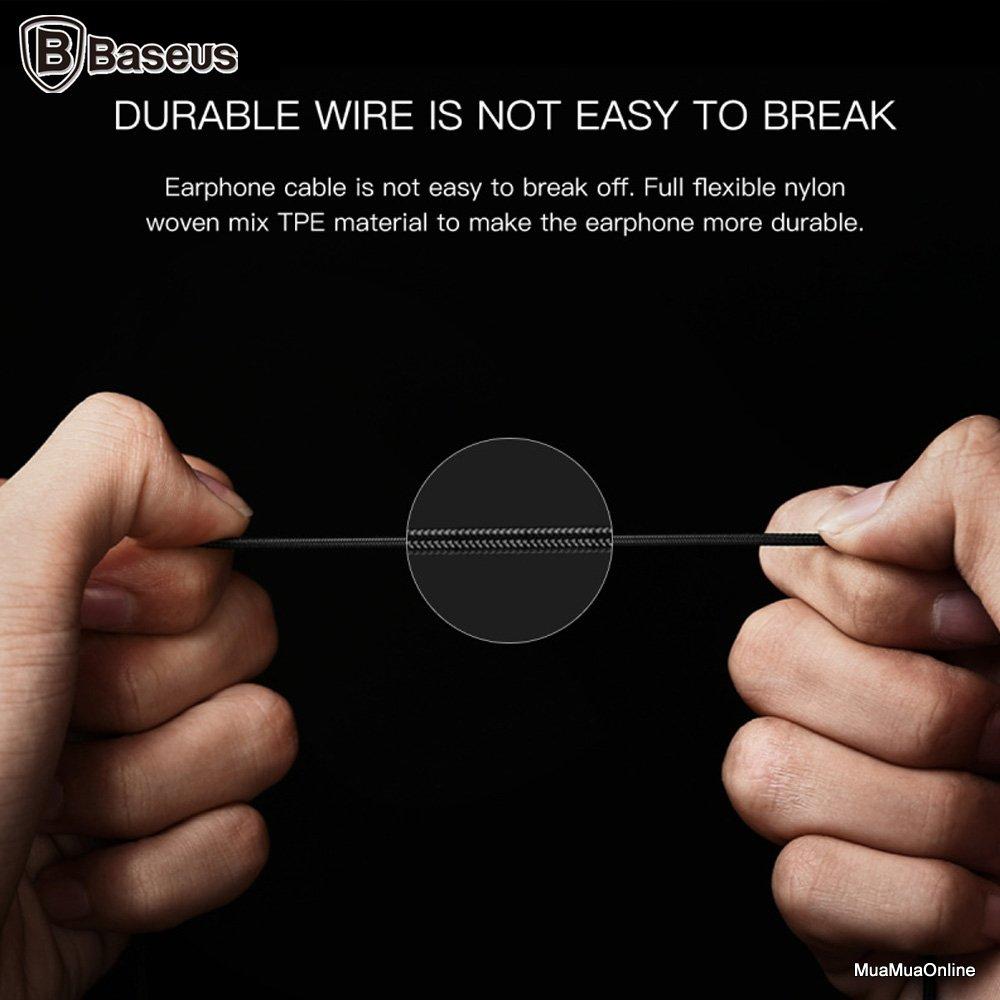 Tai Nghe Baseus Encok Lightning Call Digital Earphone P31 Cho Iphone 7/ 8/ Plus/ Iphone X