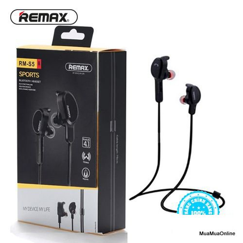 Tai Nghe Bluetooth Remax Rb-S5 Cao Cấp