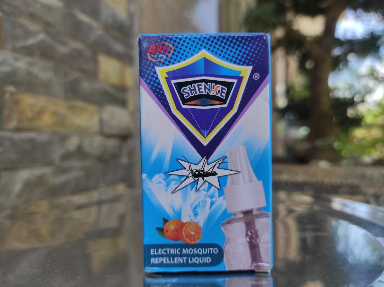 Tinh Dầu Đuổi Muỗi Shenke Electric Mosquito