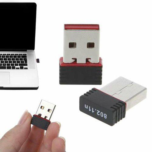 Usb Thu Wifi Vsp 802.11N 150Mbps Nano Cho Máy Tính Laptop Cao Cấp