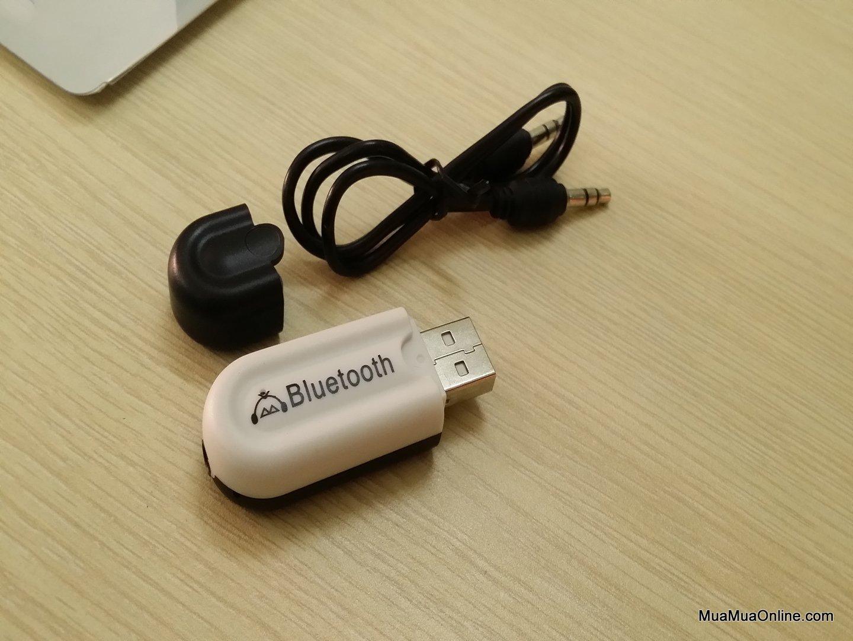 Usb Bluetooth Hjx-001 Tạo Kết Nối Âm Thanh Cho Loa Thế Hệ 2