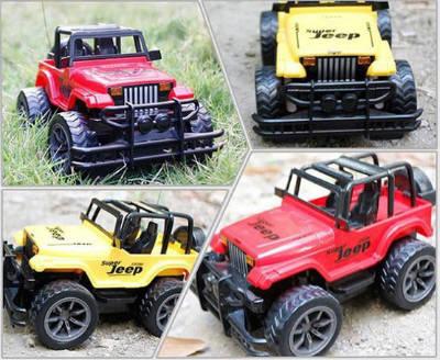 Xe Jeep Địa Hình Điều Khiển Từ Xa