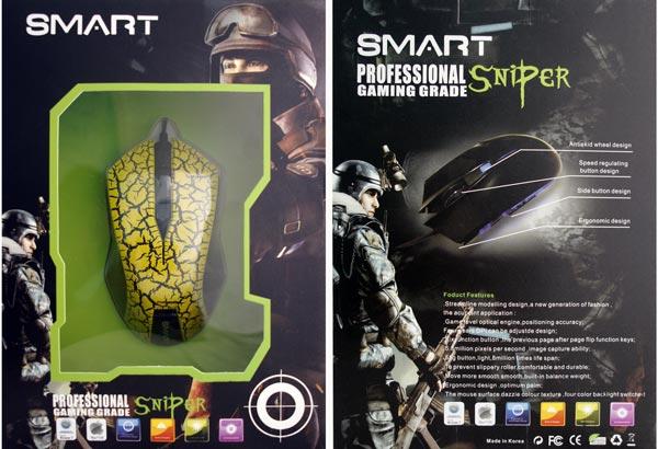 Chuột Game Thủ Smart X5 Chính Hãng