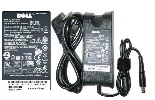 Bộ Sạc Laptop Adapter Dell 19.5V 4.62A