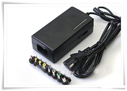 Adapter Sạc Đa Năng 8 Đầu Sạc Cho Laptop Và Các Thiết Bị Khác