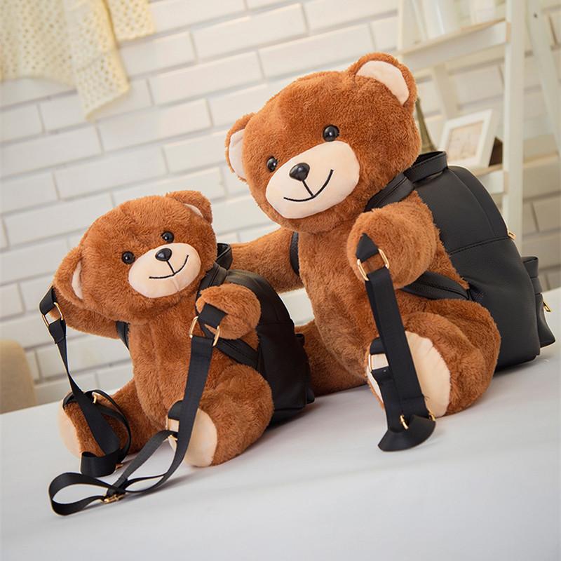 Balo Gấu Moschino Size Nhỏ Thời Trang