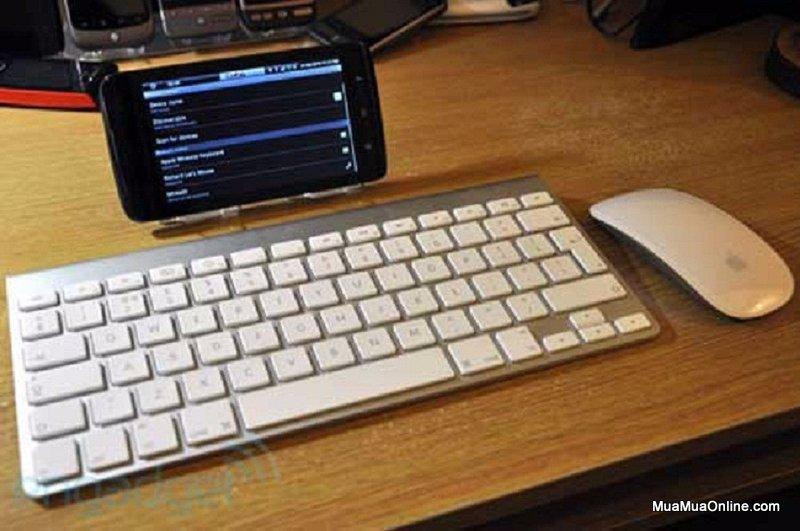 Bàn Phím Bluetooth Mini Cho Điện Thoại, Máy Tính Bảng