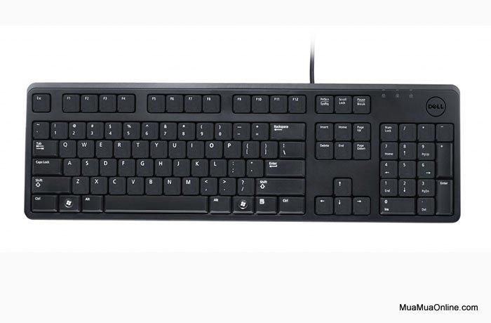 Bàn Phím Máy Tính Dell Kb-40 Chính Hãng