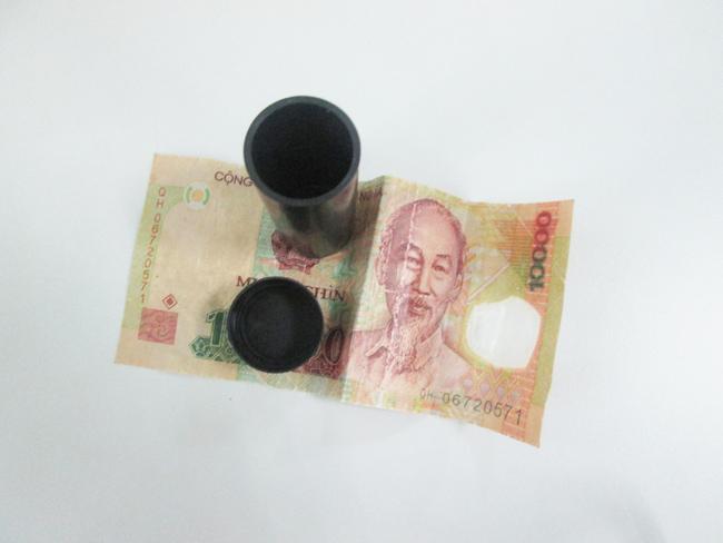 Ảo Thuật: Biến Giấy Thành Tiền