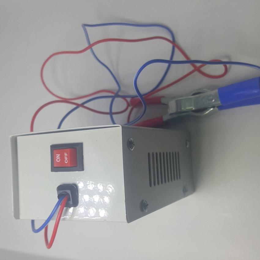 Bộ Đảo Điện Inverter 12V Ra 220V 100W