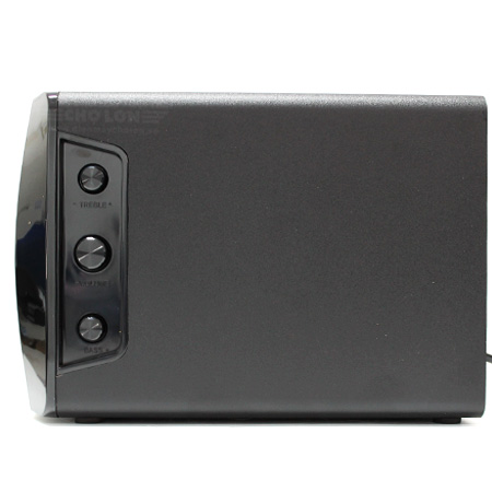 Bộ Loa Vi Tính 2.1 Isound Sp18 Có Bluetooth