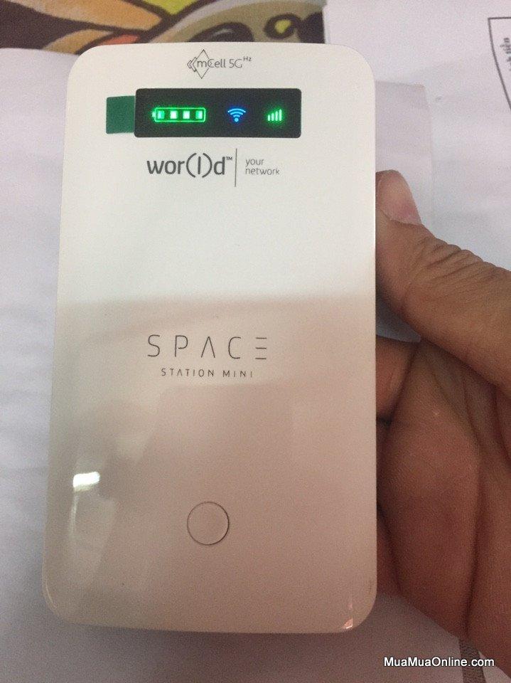 Bộ Phát Wifi Từ Sim 3G, 4G Word Spac