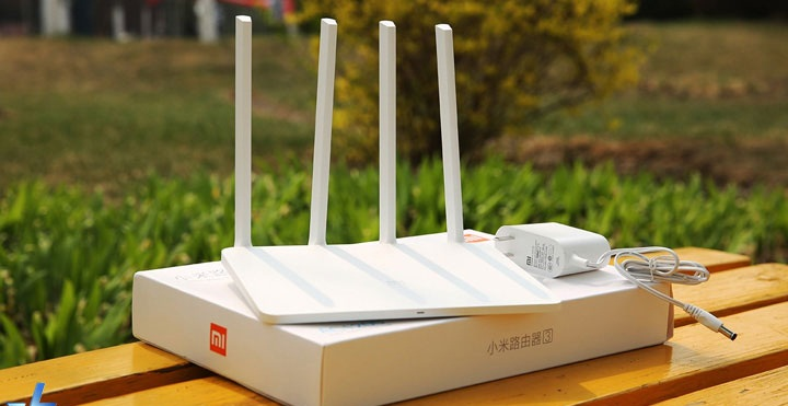 Bộ Phát Wifi Xiaomi Mi Router Wifi 3 Ac1200 Chính Hãng
