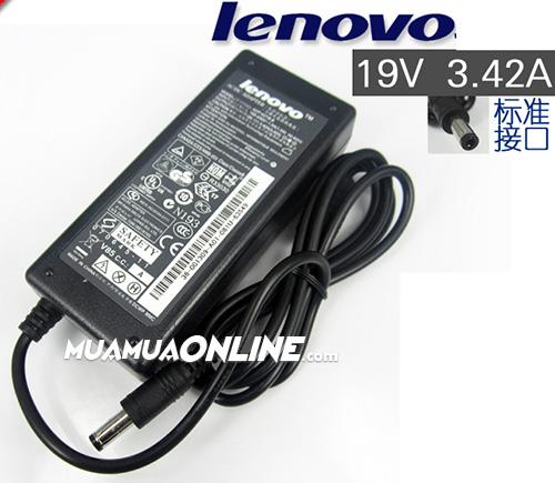 Bộ Sạc Laptop Adapter Lenovo 19V 3.42A
