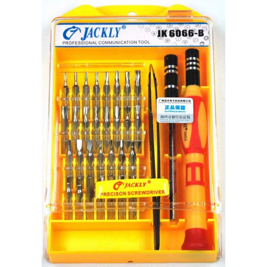 Bộ Tua Vít Đa Năng 32 Đầu Jackly Jk6066
