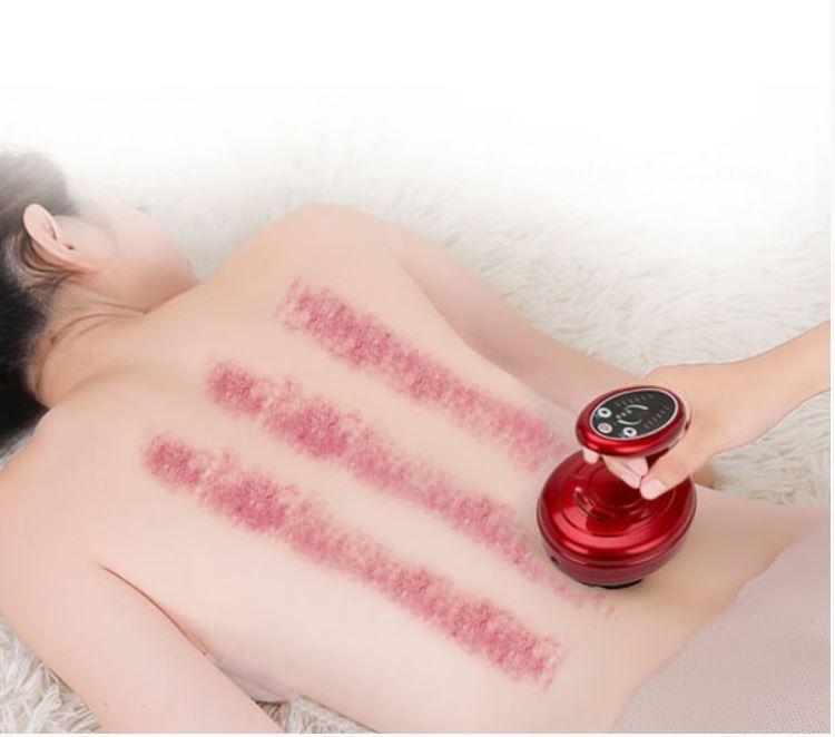 Máy Massage Giác Hơi, Cạo Gió Điện Tử