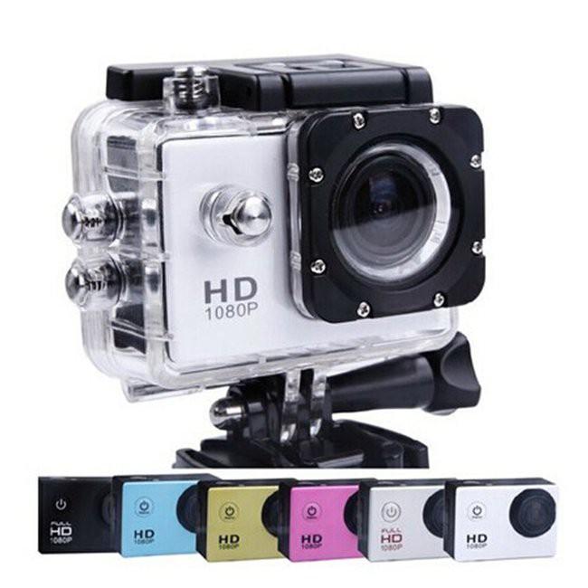 Camera Hành Trình Xe Máy Thể Thao U9 Full Hd 1080P Chống Nước