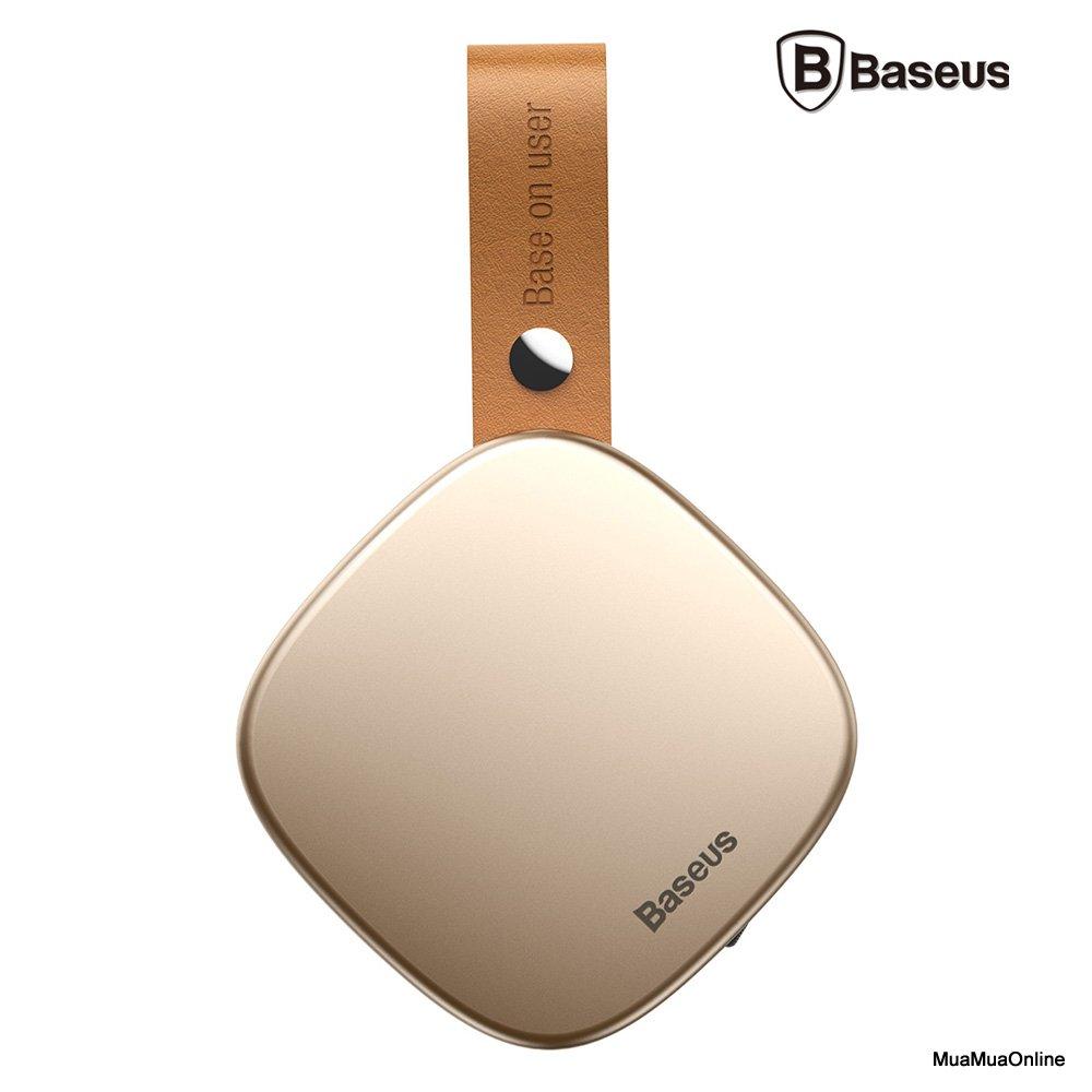 Cáp Sạc Baseus Flexible Mfi Lightning Cho Apple Iphone/ Ipad