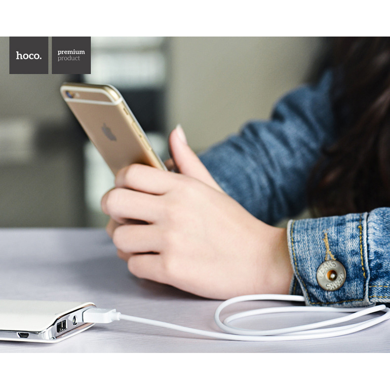Cáp Sạc Iphone 5/6/7/ipad Hoco Hoco X1 1M Chính Hãng
