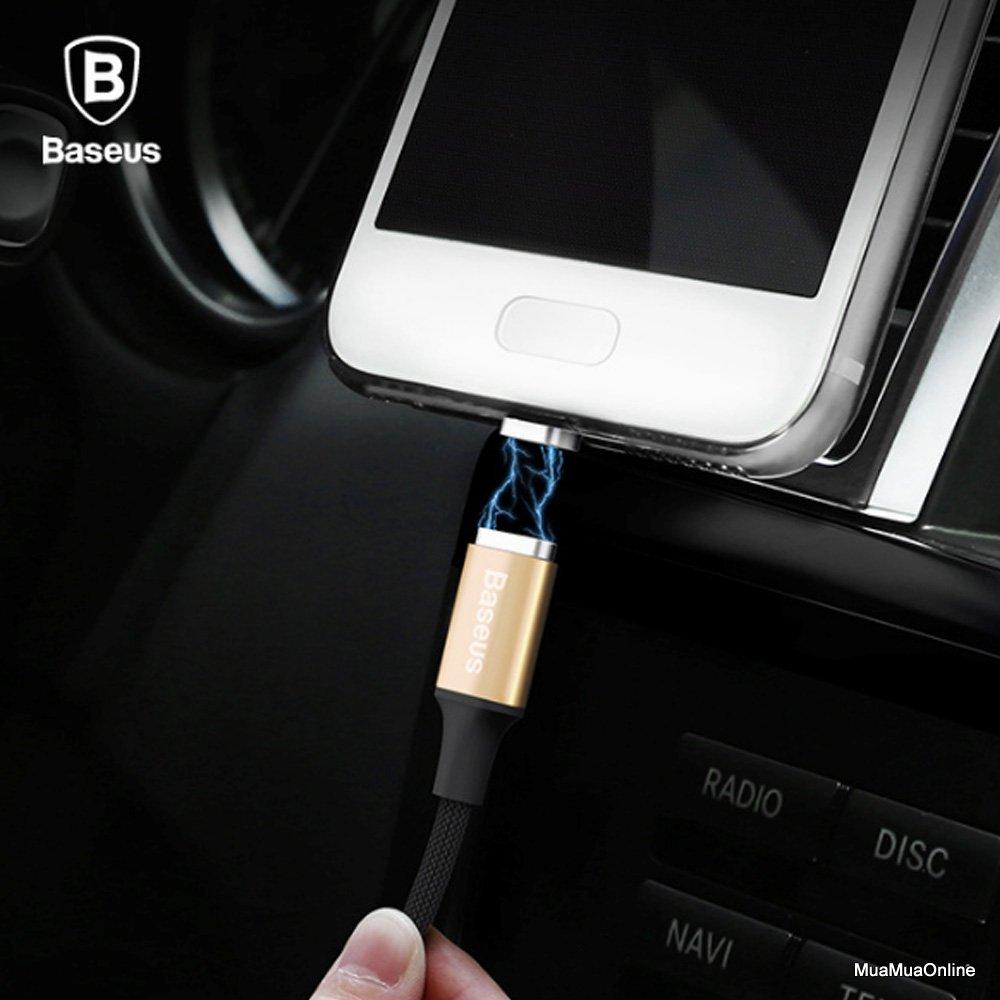 Cáp Sạc Từ Tính Baseus Usb Type C Magnetic Cho Smartphone Và Tablet Android/ Windows