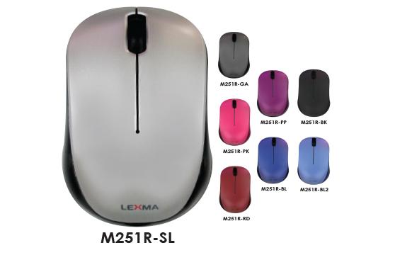 Chuột Không Dây Lexma M251R