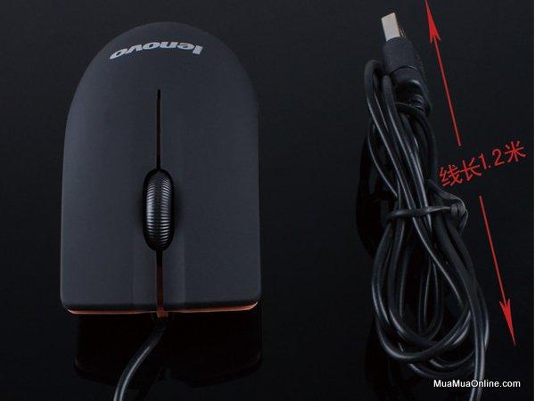 Chuột Máy Tính Có Dây Lenovo M20 Chính Hãng