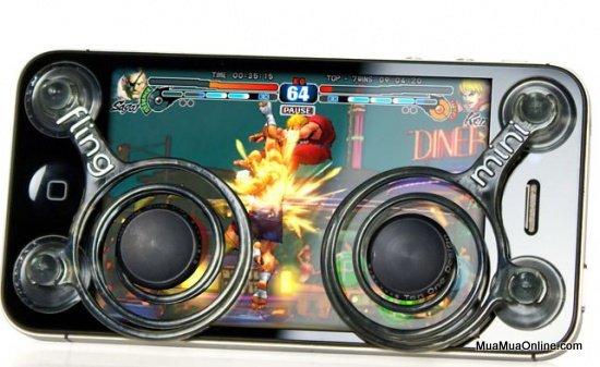 Combo 2 Nút Chơi Game Joystick Cho Điện Thoại, Máy Tính Bảng