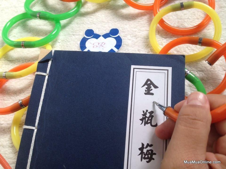 Combo 5 Bút Bi Vòng Tay Thể Thao