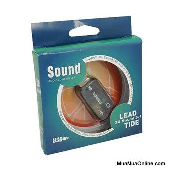 Đầu Chuyển Usb Ra Sound 2.1 Âm Thanh 3D Sound Audio Dock