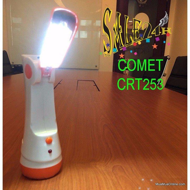 Đèn Pin Sạc Led Đa Năng Comet Crt253 Chính Hãng