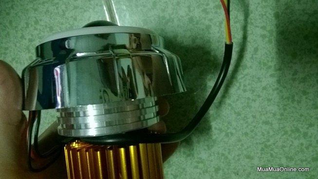 Đèn Trợ Sáng H14 Cho Moto, Xe Máy 18W