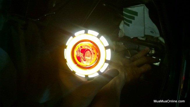 Đèn Trợ Sáng H14 Cho Moto, Xe Máy