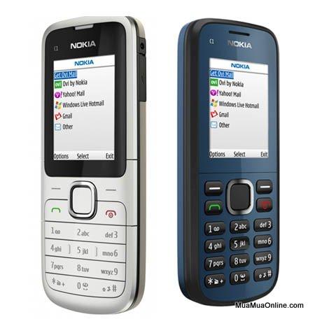 Điện Thoại Nokia C-200 2 Sim 2 Sóng