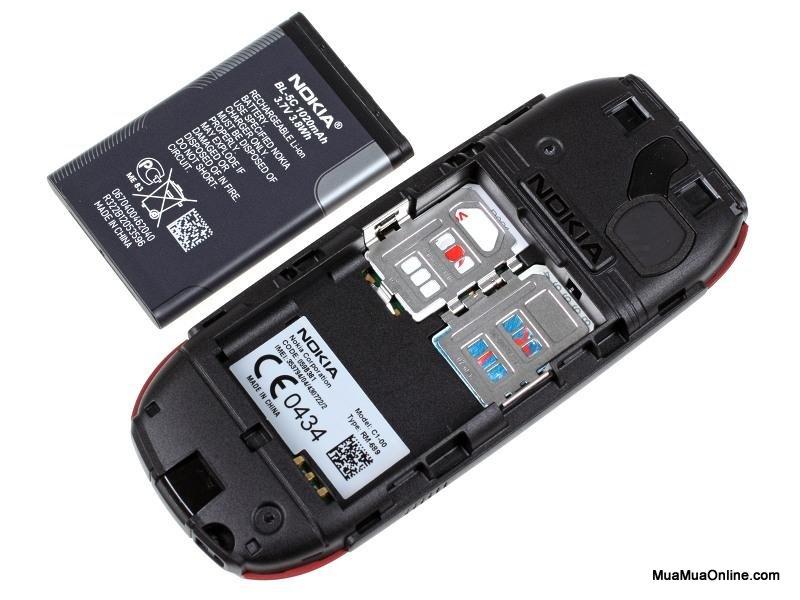 Điện Thoại 2 Sim 2 Sóng Nokia C1