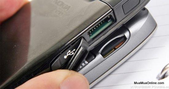 Điện Thoại Nokia E71