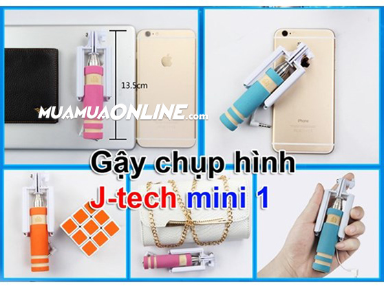 Gậy Chụp Hình Mini J-Tech Mini Siêu Nhỏ Gọn