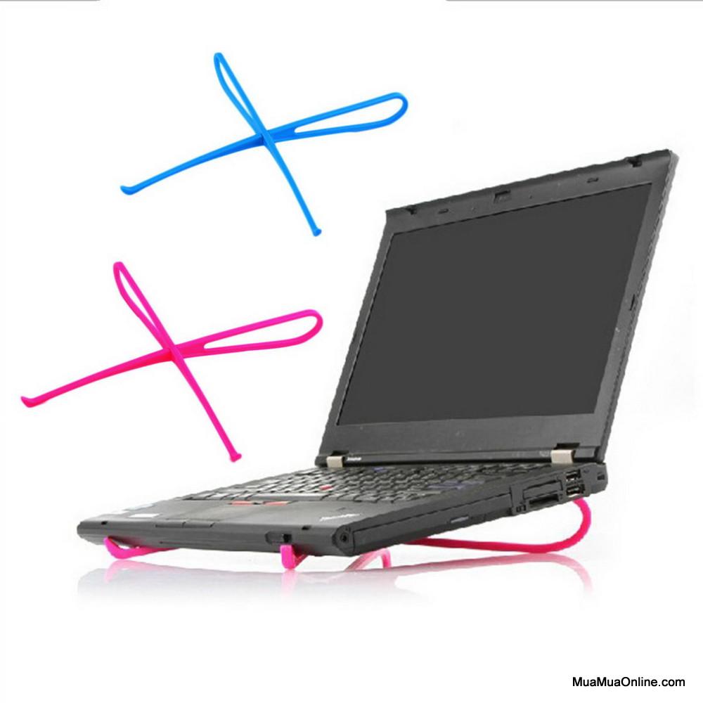Giá Đỡ Tạo Độ Nghiêng & Chống Nóng Cho Laptop