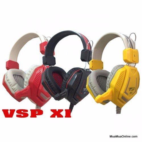 Headphone Chuyên Game Có Led Vision X1