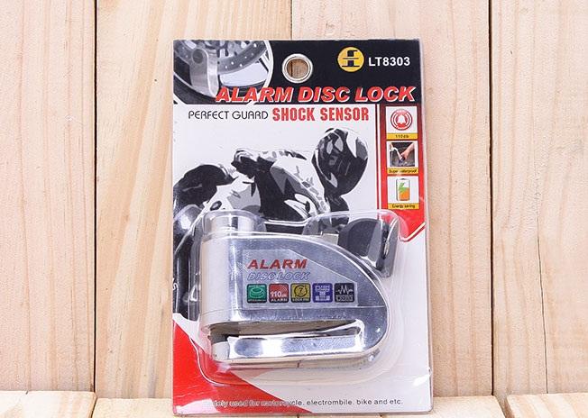 Khóa Đĩa Báo Động Chống Trộm Alarm Lt8303
